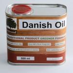 danish oil 500ml