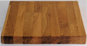 Danish Oiled Oak Block