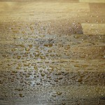 water beading on danish oil