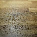 water beading on danish oil